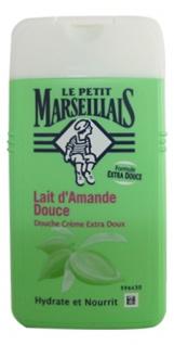Le Petit Marseillais Duschgel mit Mandelmilch 250 ml aus Frankreich