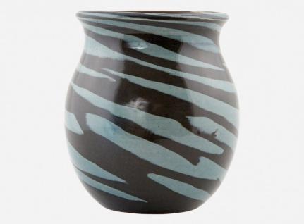 Dp0320 Vase 'Zebra'