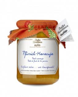 Marmelade aus dem Schwarzwald Faller Pfirsich-Maracuja-Konfitüre extra 450 Gramm