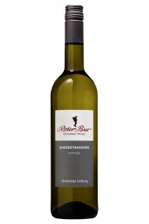 Roter Bur Glottertäler Winzer Einzellage Eichberg Gewürztraminer Weißwein 0, 75 Liter Der Vollmundige
