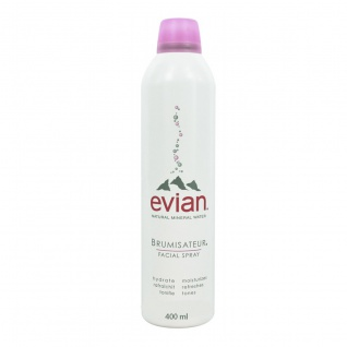 evian Brumisateur Facial Spray Gesichtsspray für die heißen Tage 400 ml