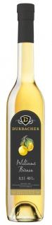 Durbacher Williamsbirnen mit Fruchtauszug Edler Obstbrand 40% Vol. 0, 5L
