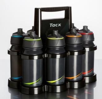 Tacx Starlight & Shanti Twist Smoke 8 x 500 ml - Membranverschluß