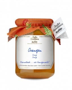Marmelade aus dem Schwarzwald Faller Orangen-Marmelade 450 Gramm
