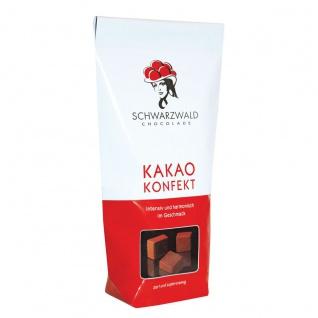 FeineHeimat Schwarzwald Chocolade Schwarzwälder Kakao Konfekt 150 Gramm Original aus dem Schwarzwald