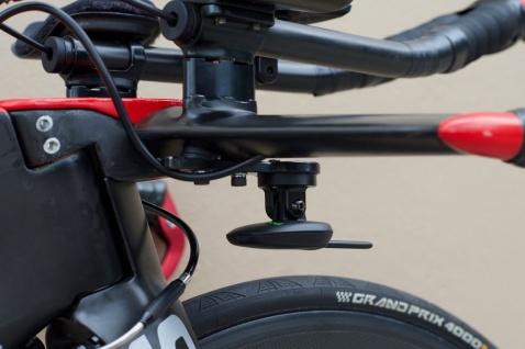 Velocomp AeroPod Leistungs - und CdA Messer für alle Fahrräder - Vorschau 4