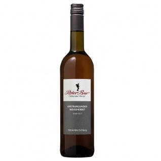 Roter Bur Glottertäler Winzer Einzellage Eichberg Spätburgunder Weißherbst Rosé Wein 0, 75 Liter Der Süffige