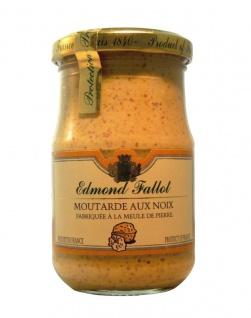 Fallot - Moutarde Aux Noix - mit Nüssen 210g