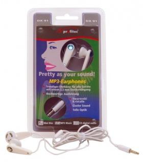 Kopfhörer / Ohrhörer mit trendigen SWAROVSKI Steinen tolle Optik