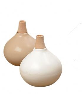 """2er-Set Vasen """" Hany"""" klein"""