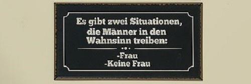 """Schild Priol """" Situationen"""""""