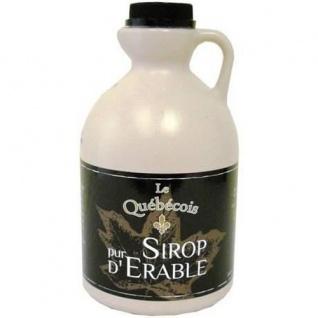 Le Québécois Ahornsirup 100% aus Kanada 1 Liter