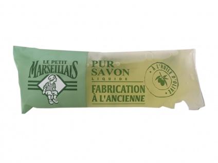 Le Petit Marseillais Flüssigseife Olive 250 ml Nachfüllpack aus Frankreich