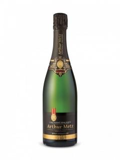 Crémant Brut Prestige Arthur METZ Alsace AOC 0, 75 Liter Cremant