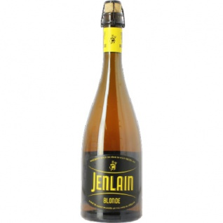 Bière de Garde Jenlain Blonde 750ml 6, 8% Alkohol Original aus Frankreich