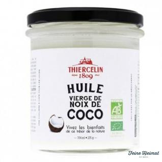 Thiercelin - Biologisches Natives Kokosnussöl 235 Gramm - Vorschau