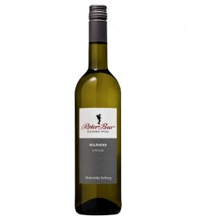 Roter Bur Glottertäler Winzer Einzellage Eichberg Ruländer Wein 0, 75 Liter Der Geschmeidige