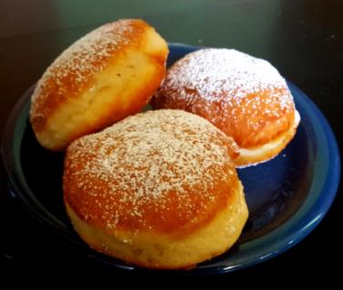 Huber Mühle aus dem Schwarzwald Berliner und Donuts Backmischung 400 Gramm - Vorschau 5