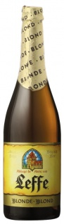 Leffe Blond belgisches Bier 0, 75 Ltr. 6, 6% Alkohol