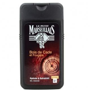 Le Petit Marseillais Duschgel mit Wacholder und Farn 250 ml aus Frankreich