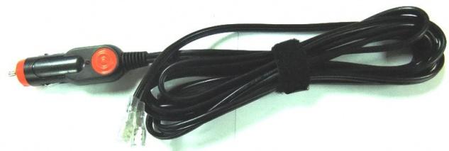 Aqua2go GD200 Anschlusskabel für 12 Volt Buchse/Zigarettenanzünder / Akku-Druckreiniger 12 Volt