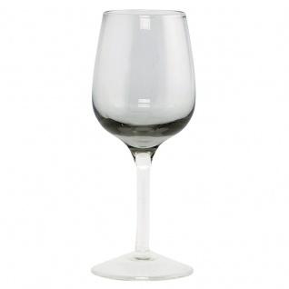 HOUSE DOCTOR Likörglas Ball, h:13cm, mundgeblasenes Glas