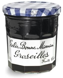 Bonne Maman Groseilles Rotes Johannisbeere-Gelee 370 Gramm aus Frankreich