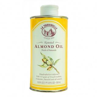 LA TOURANGELLE Mandel-Öl 'Rein', 250ml, Gourmet Öl, handgefertigt
