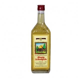 Honig Wernet Traditionsimker im Schwarzwald Honigschnäpsle Likör 0, 7 Liter 35%