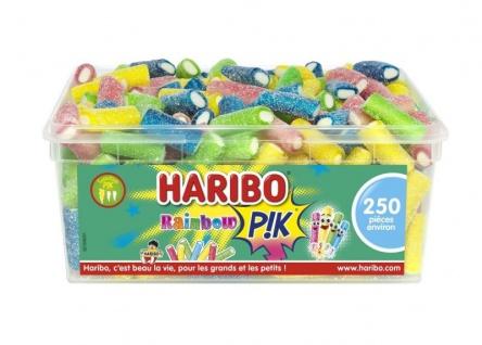 Haribo Rainbow PIK 250 Stck. saure Stäbchen