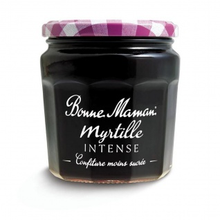 Bonne Maman Heidelbeere / La Myrtille - Fruitée Intense 335g