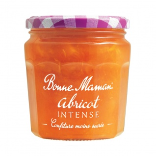 Bonne Maman Aprikose / L´ Abricot - Fruitée Intense 335g