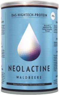 NEOLACTINE Die Protein-Innovation! Mit pharmakokinetischer Wirkmethode 375 g Waldbeere