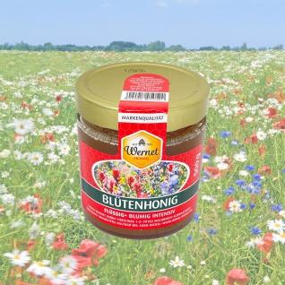 Honig Wernet Traditionsimker im Schwarzwald Blütenhonig im 500 g Glas - Vorschau 2