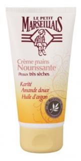 Le Petit Marseillais Handcreme mit Mandel und Arganöl 75ml sehr trockene Haut