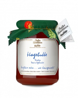 Marmelade aus dem Schwarzwald Faller Hagebutten-Konfitüre extra 450 Gramm