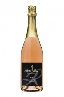 Roter Bur Glottertäler Winzer Steillage Einzellage Eichberg Rosé Sekt 0, 75 Liter Der Beerigprickelnde