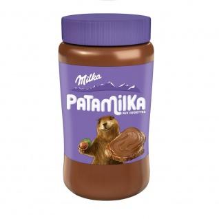 Milka Patamilka 600 g Box Brotaufstrich Schokolade original aus Frankreich