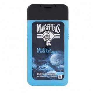 Le Petit Marseillais Duschgel mit Zedernholz und Mineralien 250 ml