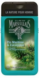 Le Petit Marseillais Duschgel mit Pinien und Eucalyptus 250 ml aus Frankreich