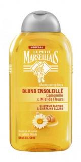 Le Petit Marseillais Shampoo mit Kamille-Extrakt Blütenhonig für blondes u. hellbraunes Haar 250ml