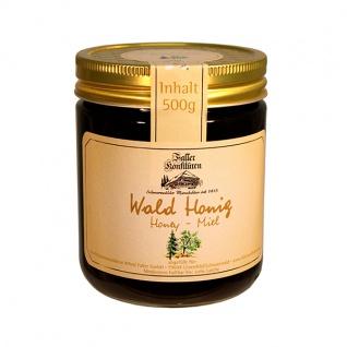 Honig von der Schwarzwälder Manufaktur Faller, Wald Honig 500 Gramm