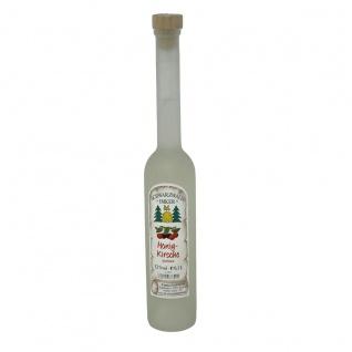 Der Schwarzwald Imker Honig Kirsch Spirituose Probiere Flasche 0, 1 Liter 32%