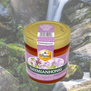 Honig Wernet Traditionsimker im Schwarzwald Thymianhonig im 250g Glas - Vorschau 2