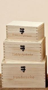 "3er-Set Box "" Kika"""