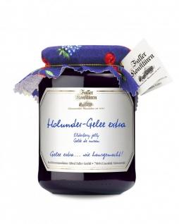 Marmelade aus dem Schwarzwald Faller Holunder-Gelee extra 450 Gramm