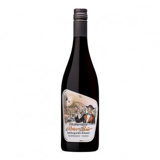 Roter Bur Glottertäler Winzer Steillage Spätburgunder Rotwein 0, 75 Liter Der Glottertäler Rotweinklassiker