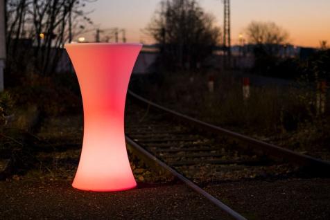 Luminatos SEATTLE, LED Tisch Farbwechsel Akku Betrieb - Vorschau 2