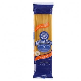 Grand' Mère Eiernudeln aus dem Elsaß Spaghetti 250 Gr.