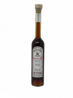 Der Schwarzwald Imker Honig Kräuter Likör Probiere Flasche 0, 1 Liter 32%
